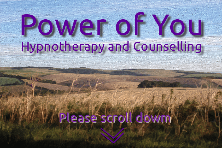 Power of you hypnotherapy logo